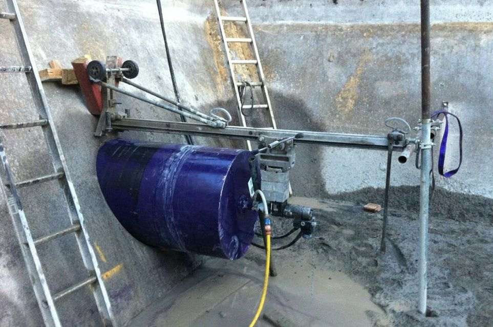 Concrete Core Drilling Services In Geelong Core And Saw