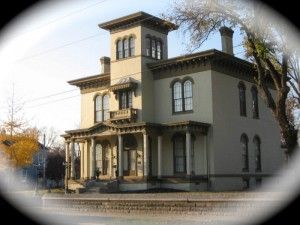 The Pepin Mansion In Downtown New Albany 1500 For Full Mansion