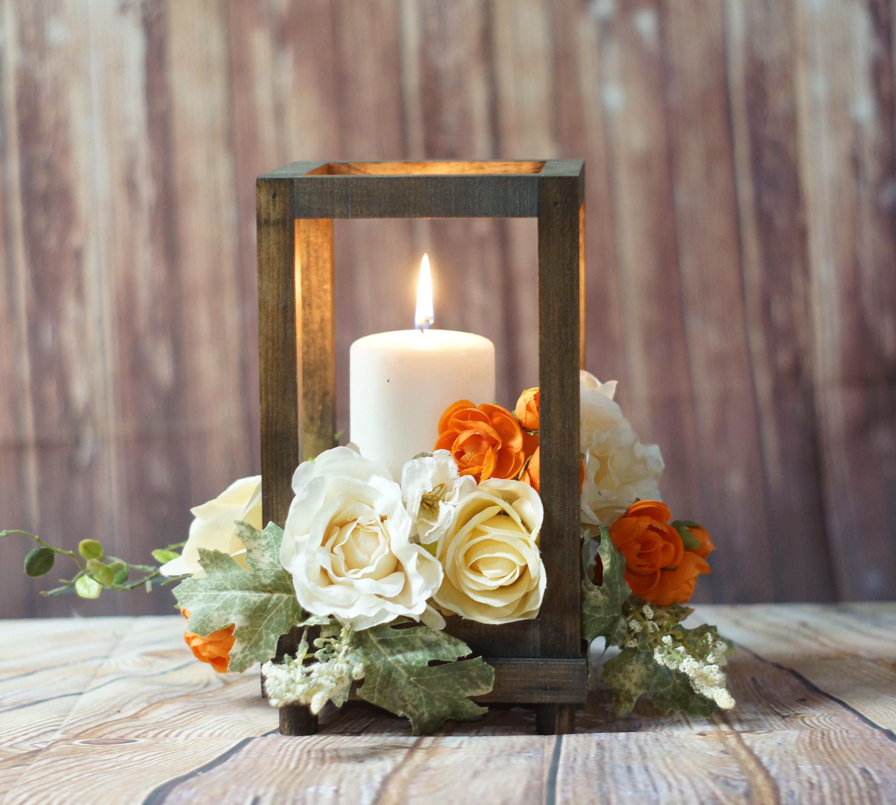 wallpaper hd diy wedding for laptop high resolution rustic wood candle lantern th