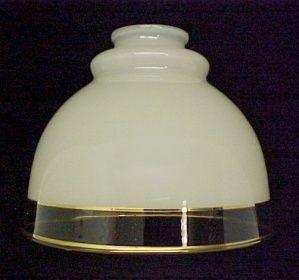 Glass Chandelier Wall Sconce Ceiling Fan Light Shade 2 1 4