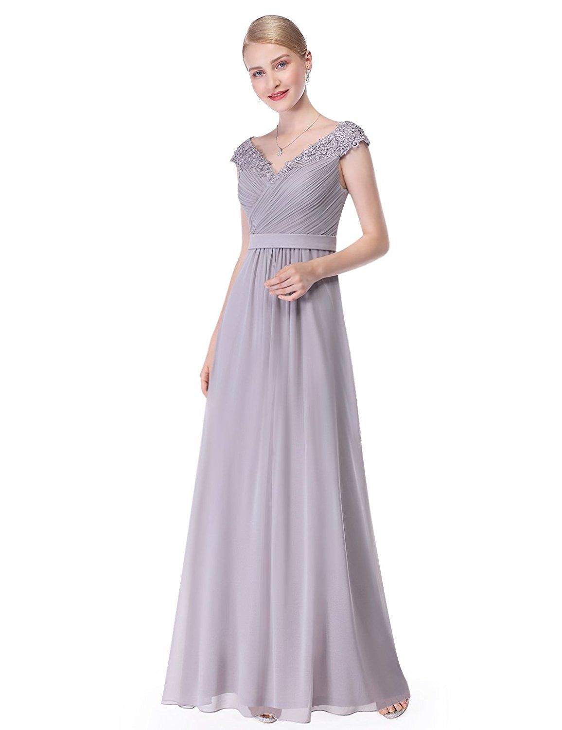 Amazon ever pretty elegant beaded off shoulder evening gown