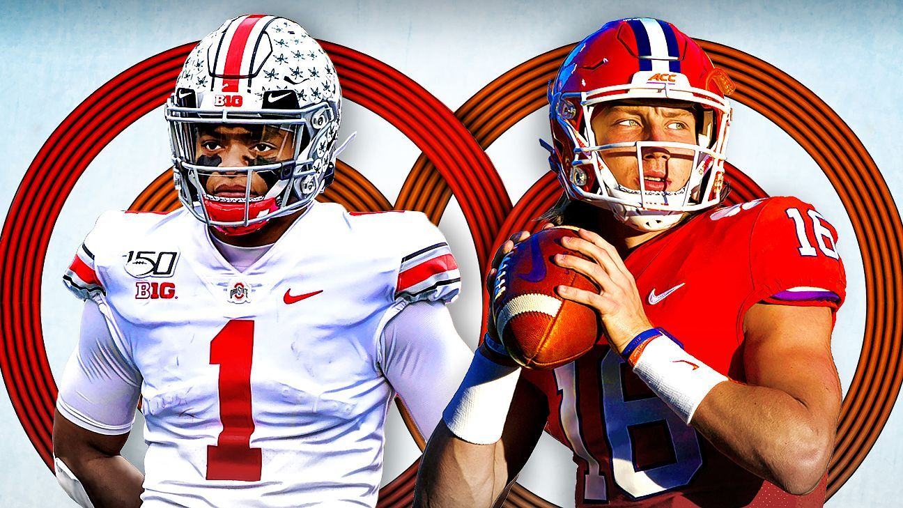 Two quarterbacks, one transfer and a title: Inside the ...