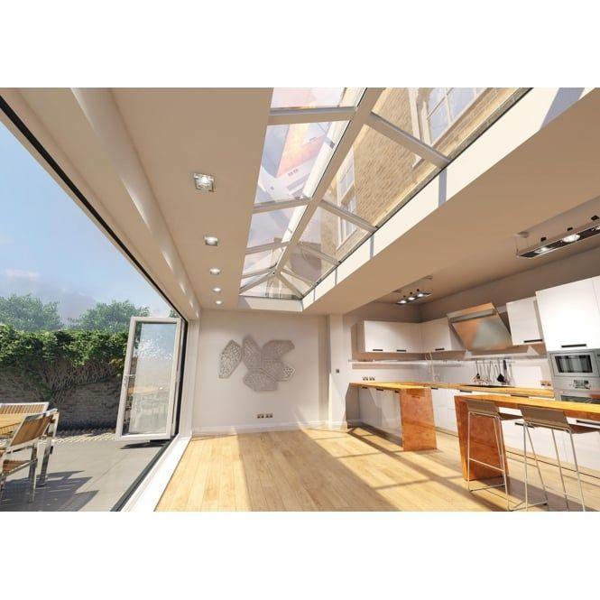 Pergola Lighting Ideas Uk: Skypod Glass Roof Lantern