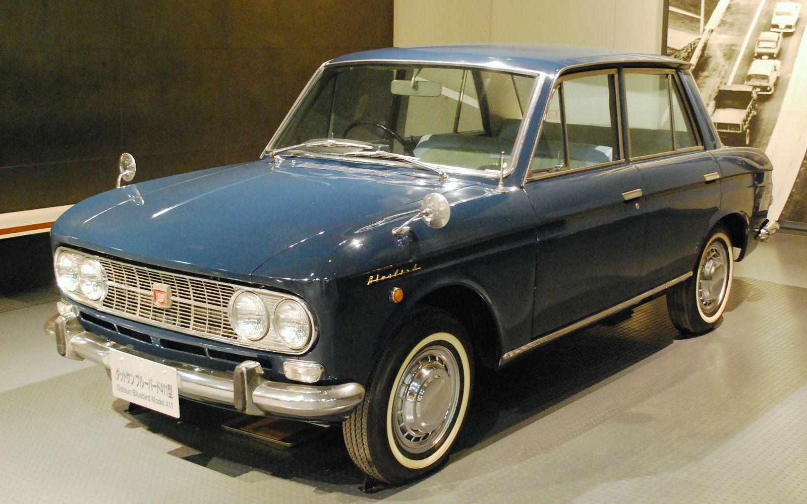 65' Bluebird Autos