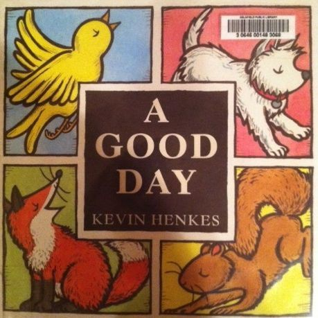 The perfect book for turning a bad day into a good day...at least it worked for us!