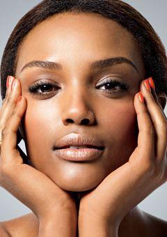 Best in Black Beauty Awards 2012: Makeup