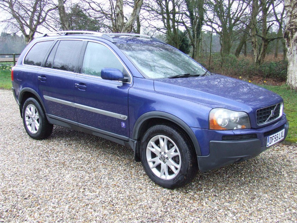 Volvo XC90 Ocean Race 7 Seater estate car for sale. Buy local used ...