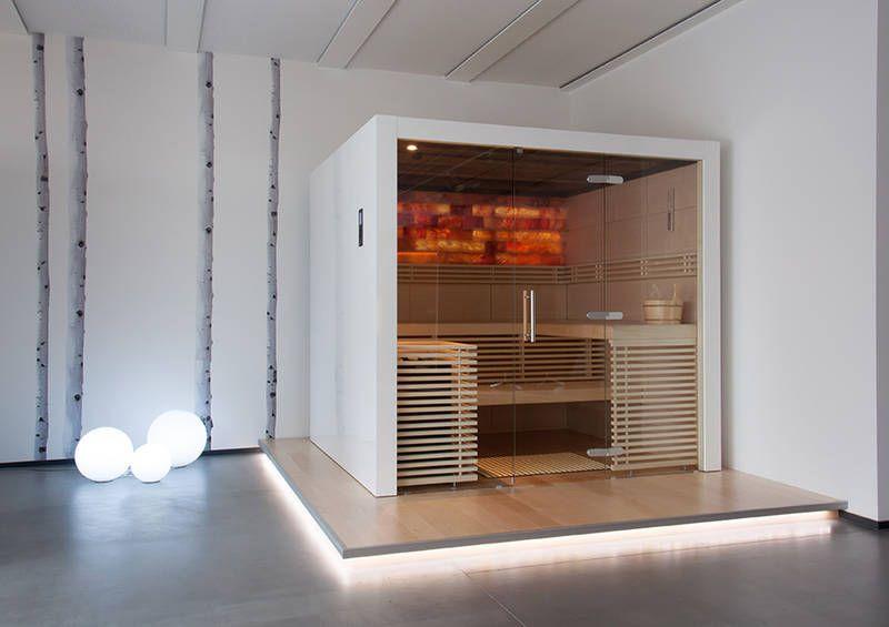 Sauna Ausstellung / Showroom in Frankfurt und Rhein-Main