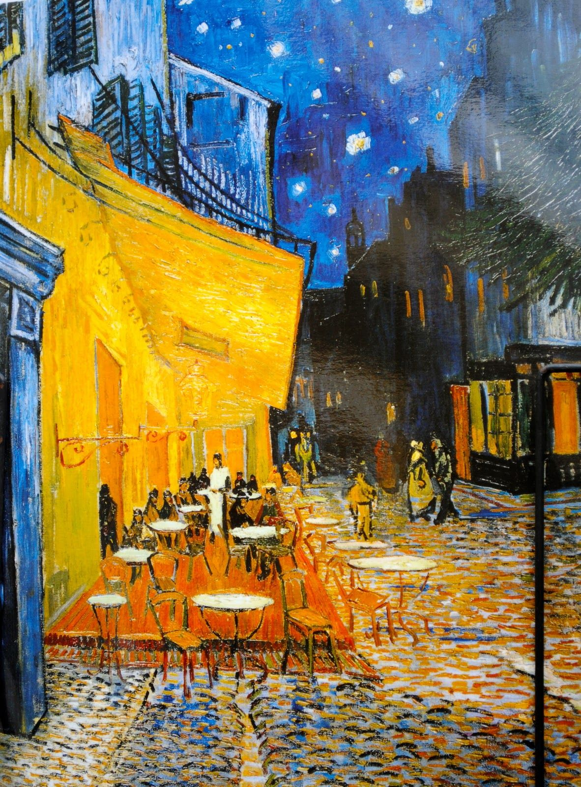 A Tale Of Two Cities The Winter Sun Of Provence Van Gogh Art Vincent Van Gogh Paintings Most Famous Paintings
