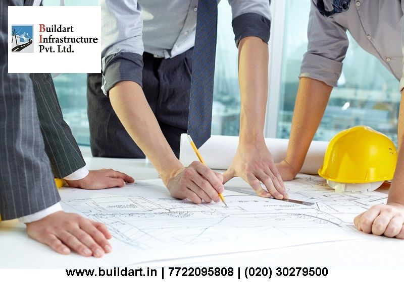Buildart Infrastructure Pvt. Ltd. put a happiness in your project! Visit : www.buildart.in | 7722095808 | (020) 30279500