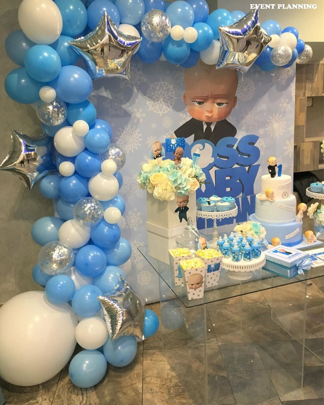 Boss Baby Party  #bossbabyparty #bossbabypartyideas # ...