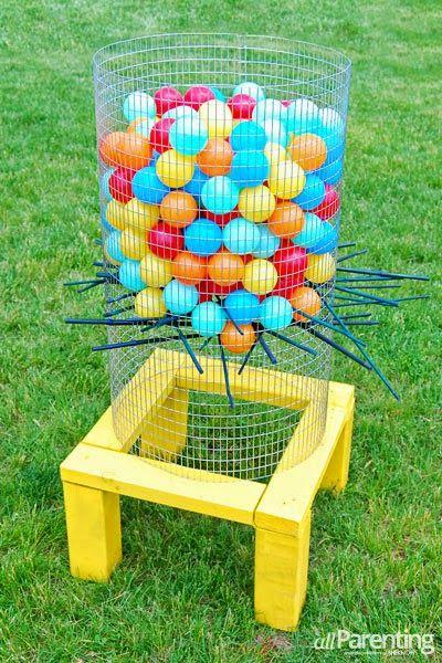 Juegos Al Aire Libre Fiestas Infantiles Pinterest Juegos