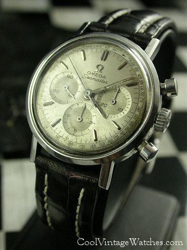 Omega Seamaster Vintage Chronograph