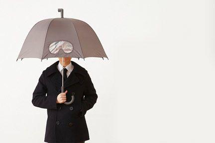 Goggles Umbrella by Jenna Hsu for 25togo - Free Shipping