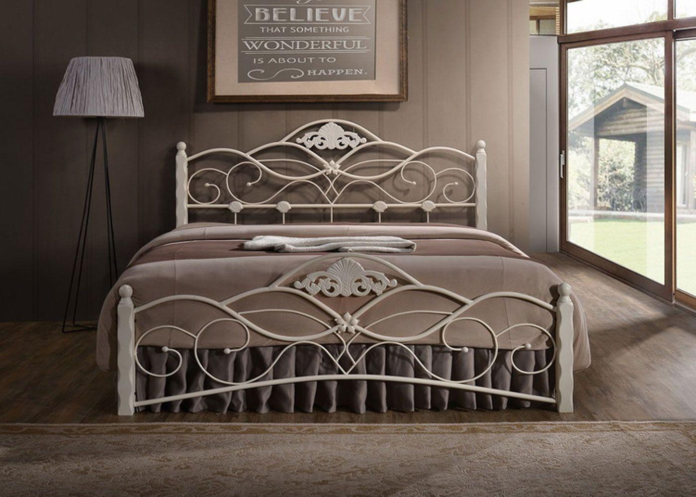 кованые кровати фото смотреть того