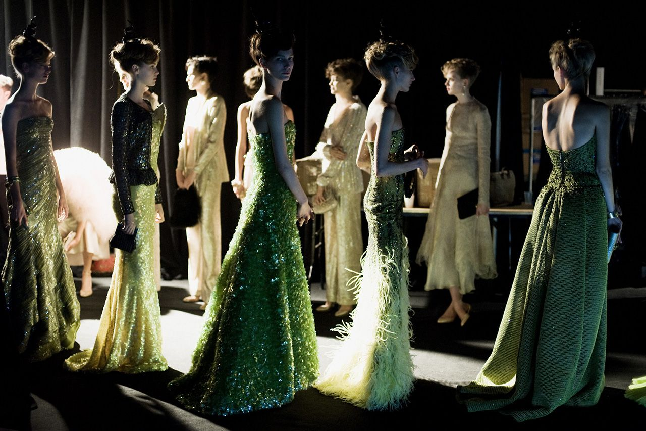 Giorgio #Armani comes to New York for only one night of extraordinary couture