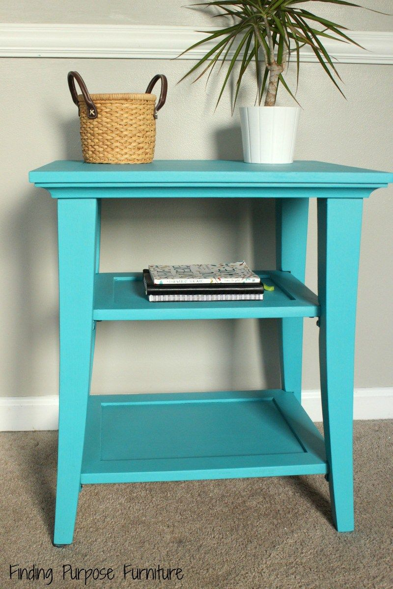 Check out this fun furniture flip project!