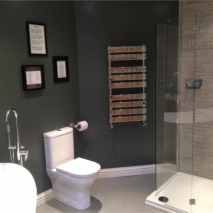 Bathroom Painted In Downpipe Bathroom Inspiration Decor Painting Bathroom Farrow Ball