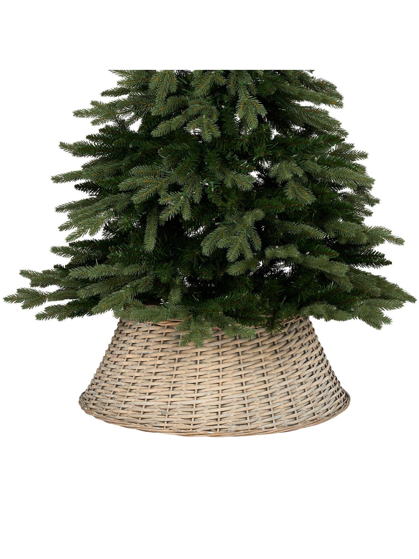 BuyJohn Lewis & Partners Sapphire Willow Tree Skirt