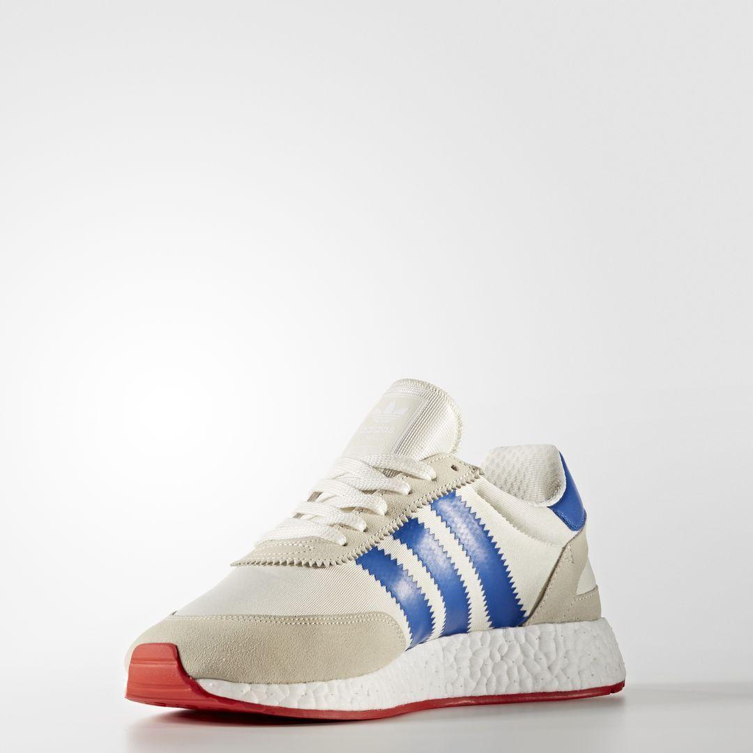 Iniki Runner Off White / BB2093 / Men Adidas Boost Pride 70s Blue Core Red  FS