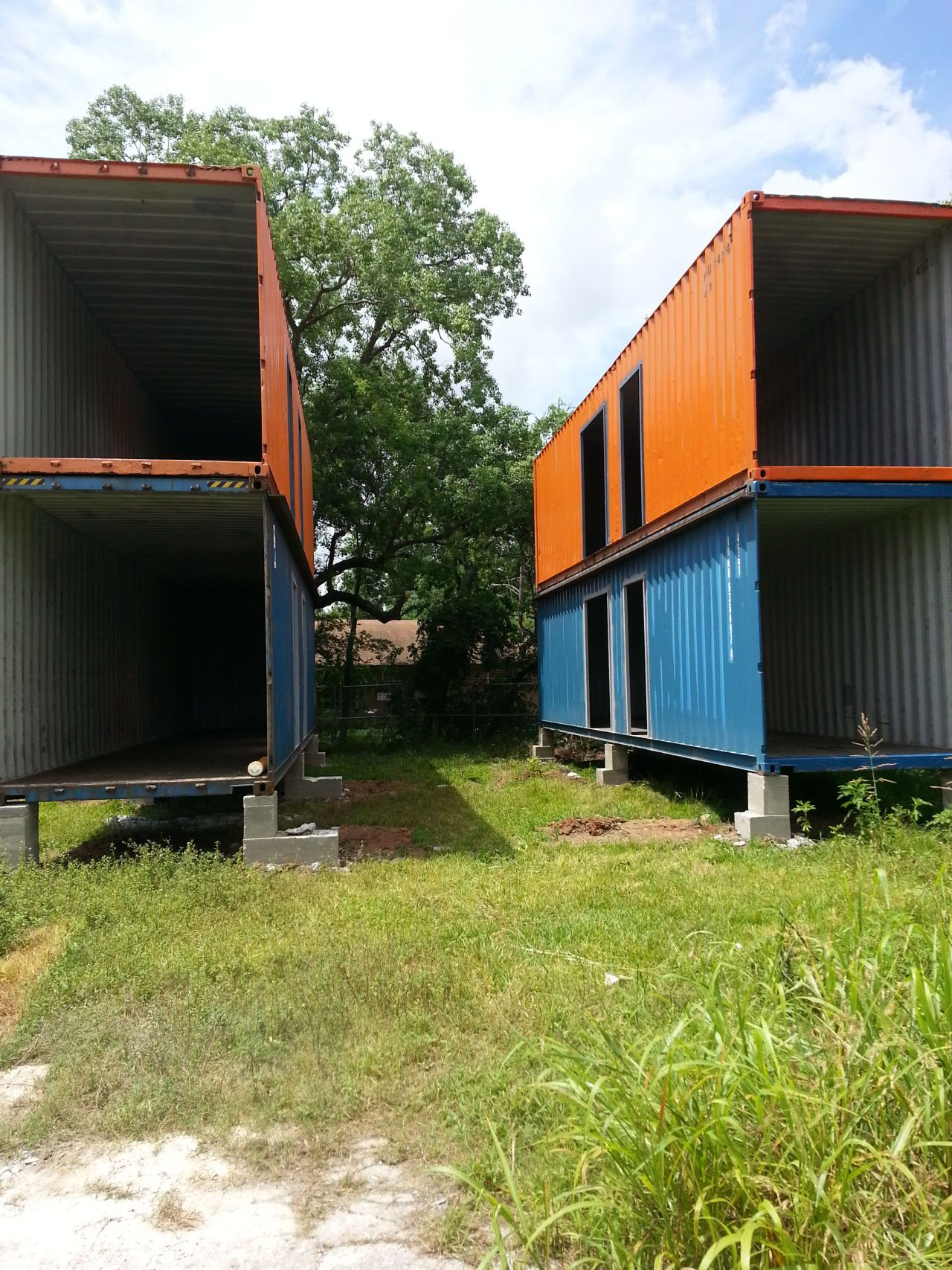 This Guy Built A Spectacular Home Out Of Just Four Shipping Containers Shipping Container Homes Shipment Container Homes Container House Design