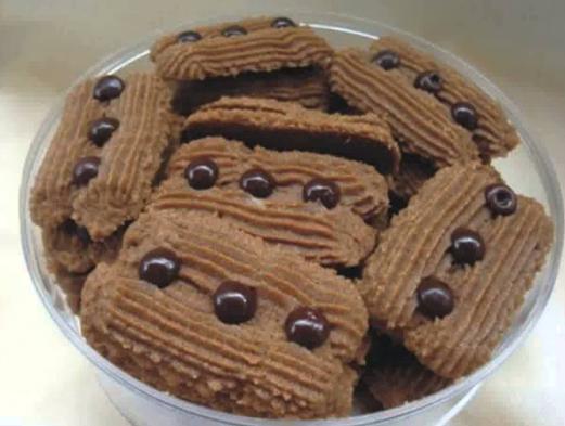Aneka Resep Kue Kering Bahan Dasar Cokelat Cookies