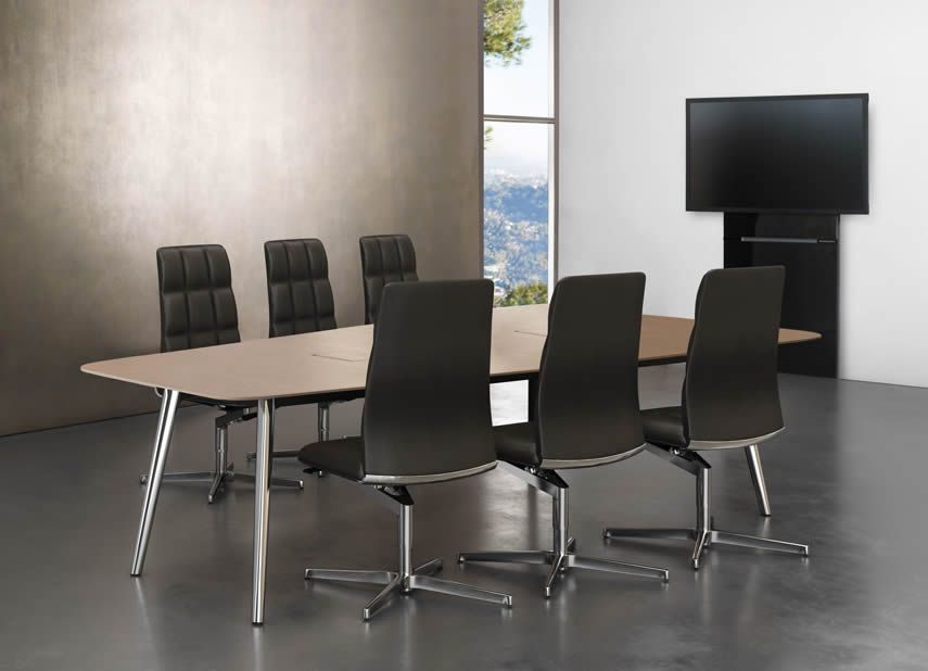 Walter Knoll Leadchair Executive mit Standfuß
