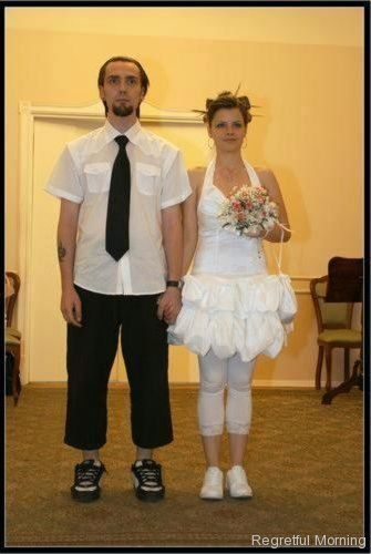 cd940b16e5 Worst Wedding Attire Ever...aka what not to wear