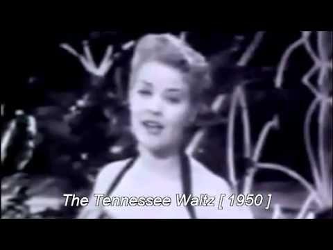 Patti Page - Tennessee Waltz (1950)