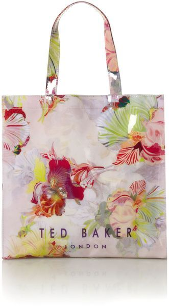 Ted Baker London Orcon Tote Bag Lyst Bags Tote Bag