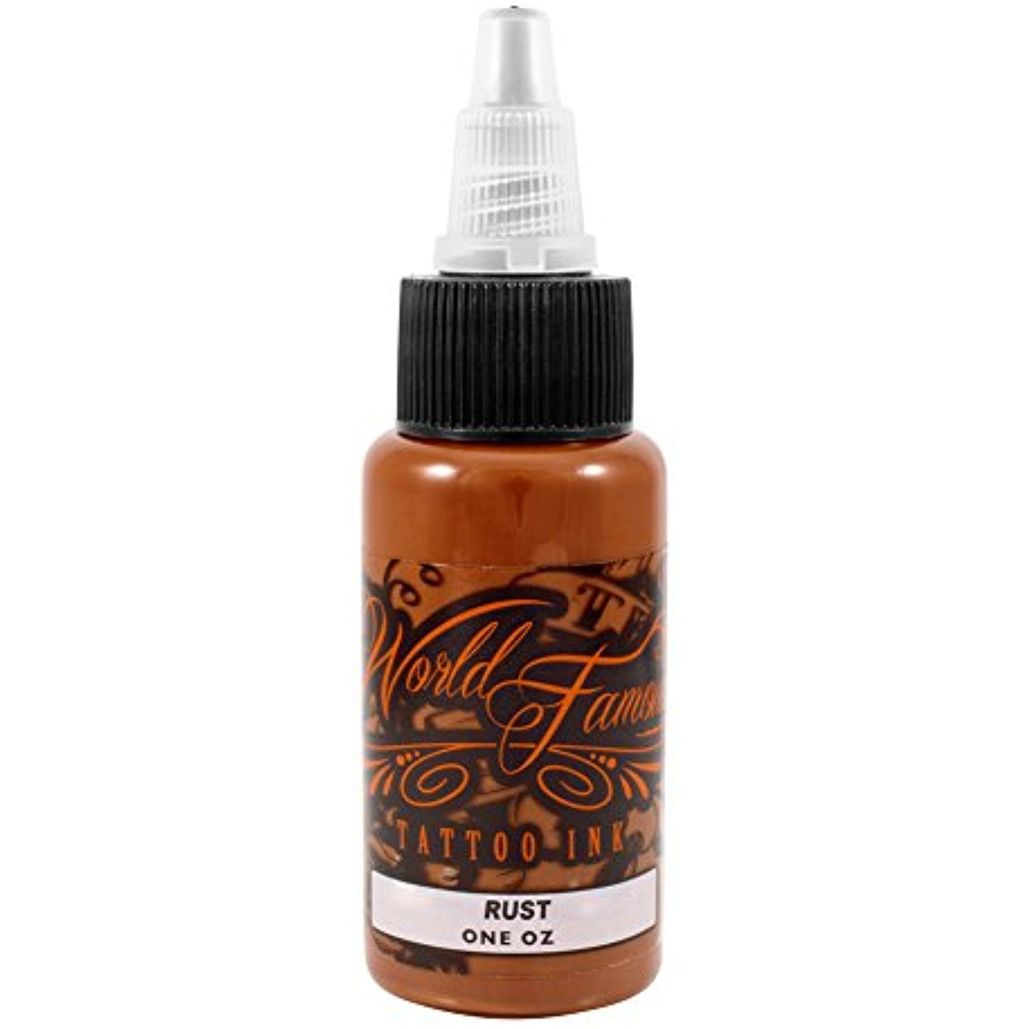 World Famous Tattoo Ink Rust in 1oz * Learn more by