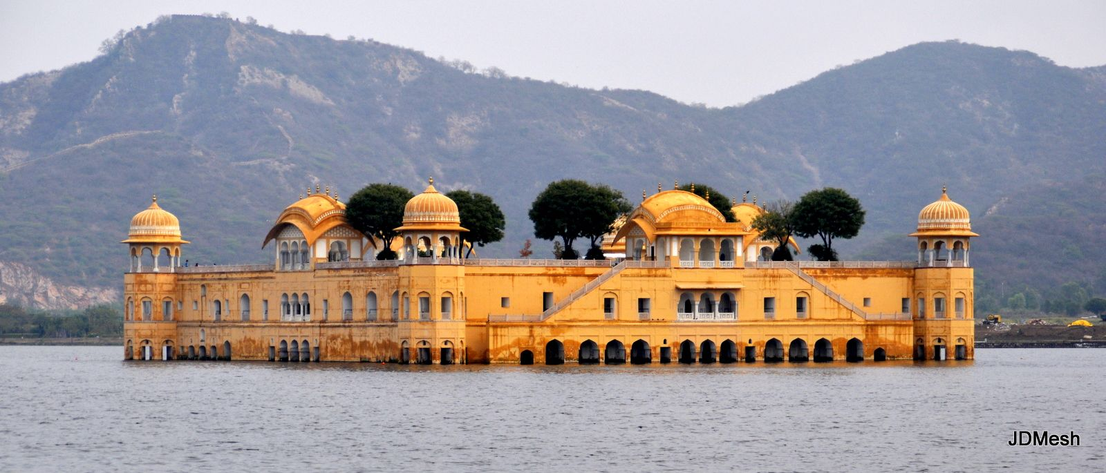 Floating Palace, Jaipur, India