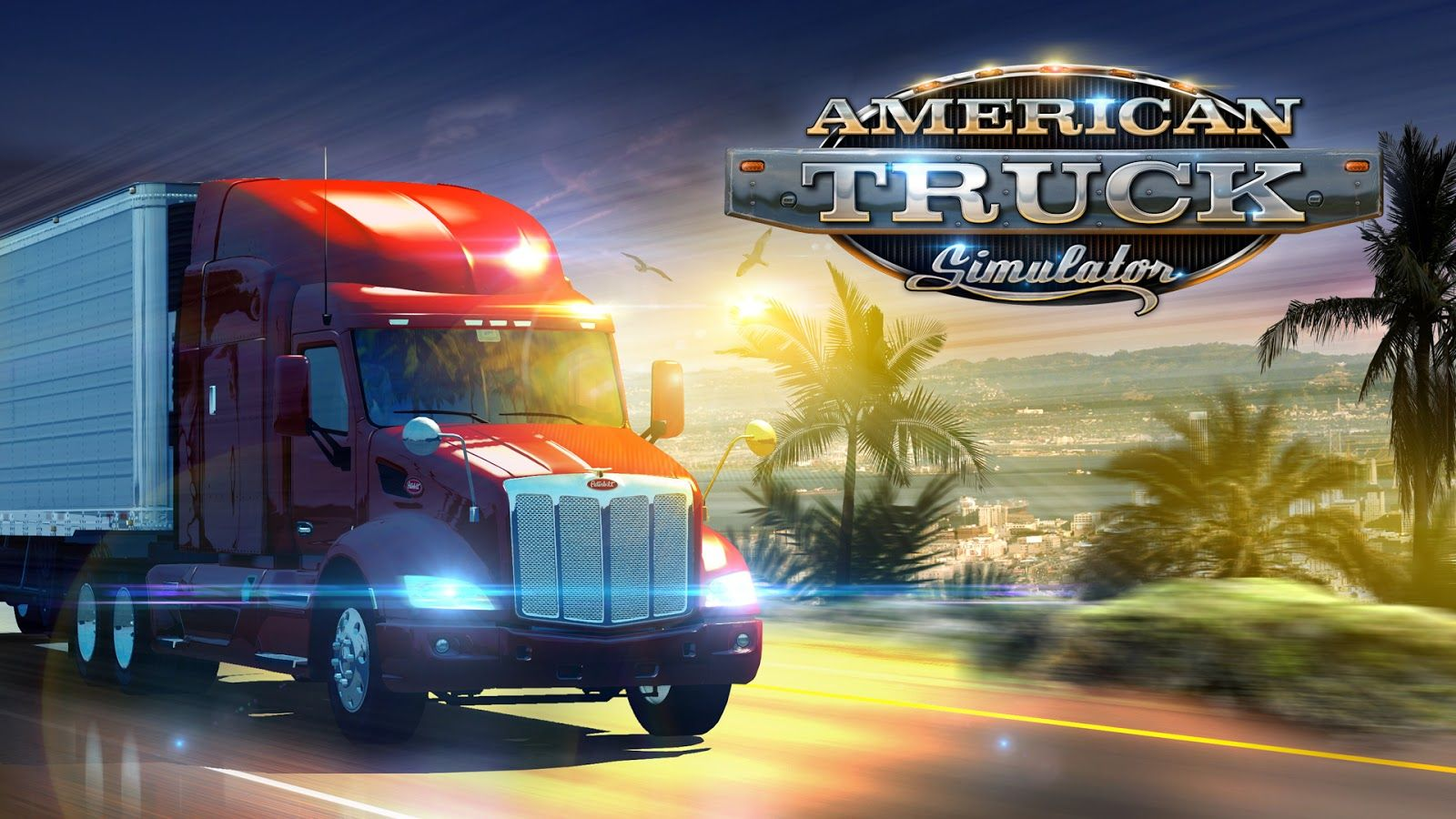 American Truck Simulator Download Full Game Free 1 American
