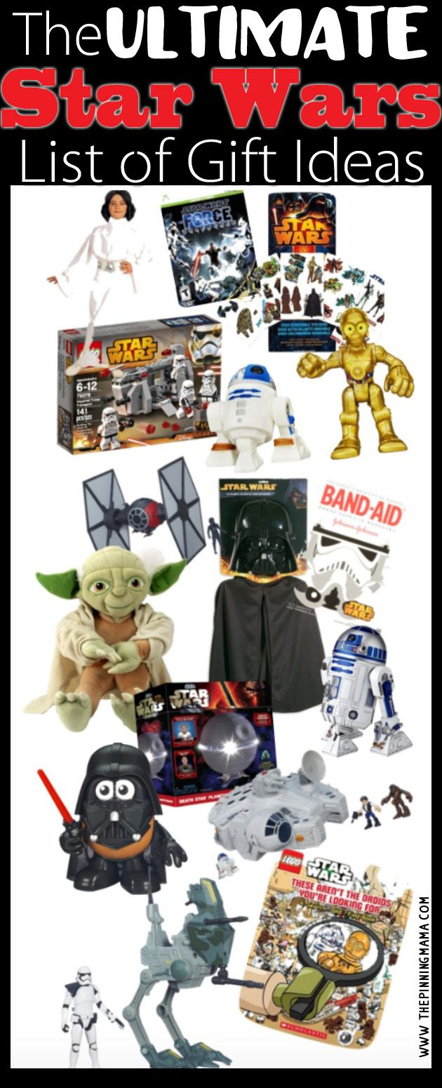 Great homemade christmas gifts for boys who love star wars