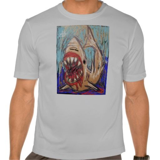 Shark123 Tee Shirt