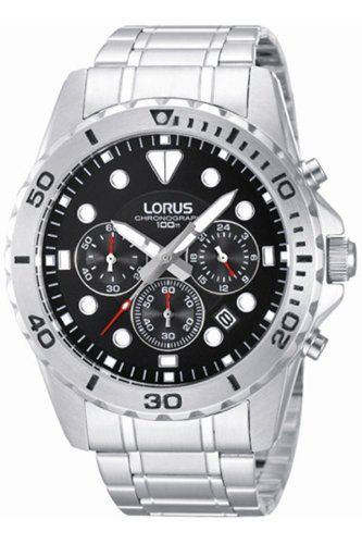 Lorus Classic RT337BX9 - Orologio da polso Uomo: Amazon.it: Orologi