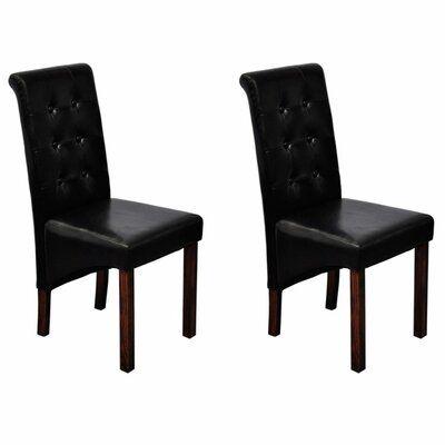 Charlton Home Mathews Upholstered Dining Chair #stoelen