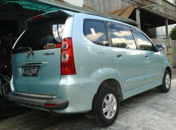 Iklan Bisnis Samarinda Dijual Mobil Daihatsu Xenia Li Sporty 2008 Manual Aqua Blue Posisi Samarinda Kalimantan Timur Daihatsu Mobil Aqua Blue
