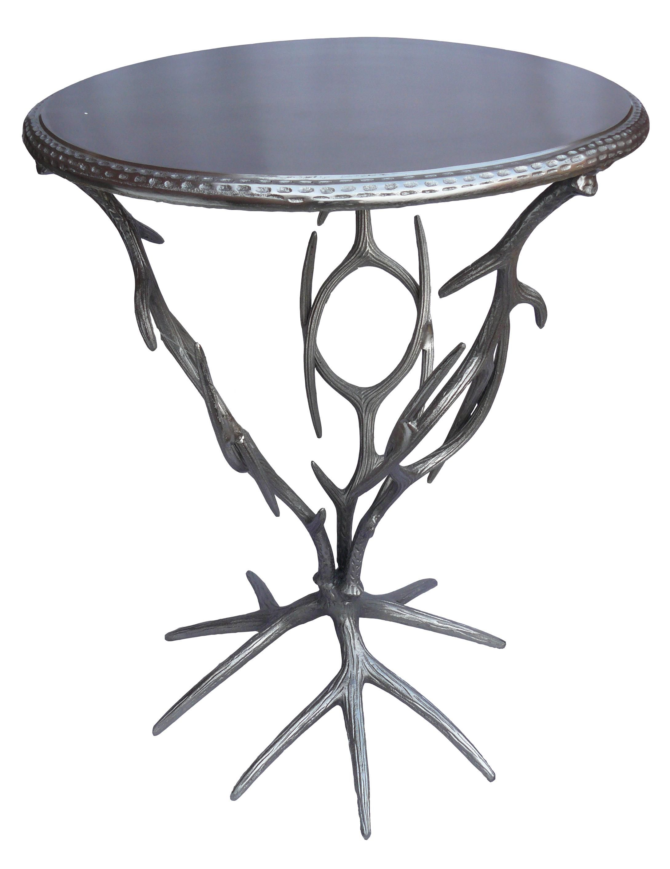 Jadu Accents Metal Accent Table By Coast To Coast Imports At