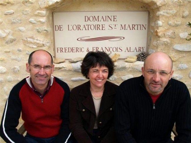 Domaine Oratoire Saint-Martin en dégustation (avec images ...