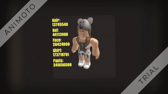 Decal Id Roblox High School Irobux Bot - id for roblox high school
