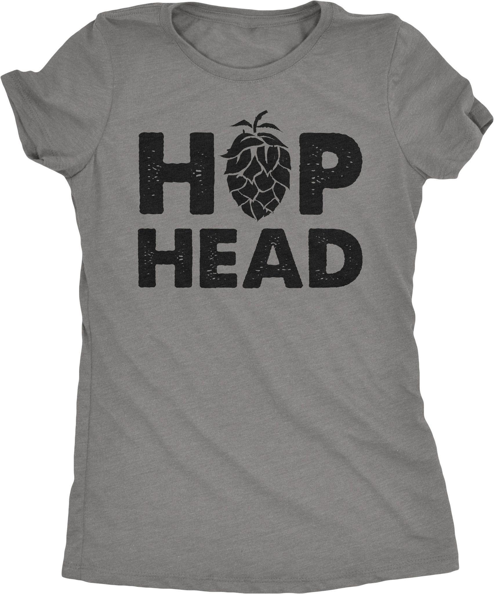 Hop Head Women's Tri-blend T-Shirt