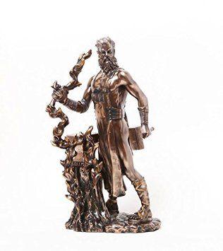 Amazon Com Greek God Hephaestus Statue Technology