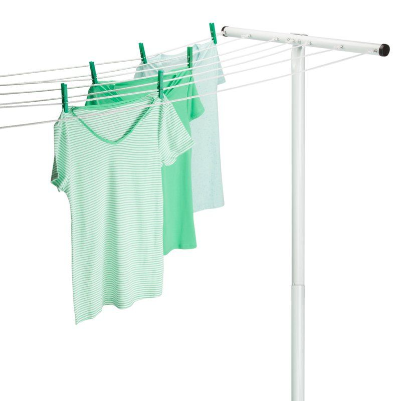 32 Pole Clothesline Clothes Line Outdoor Clothes Dryer Trekking Outfit Women