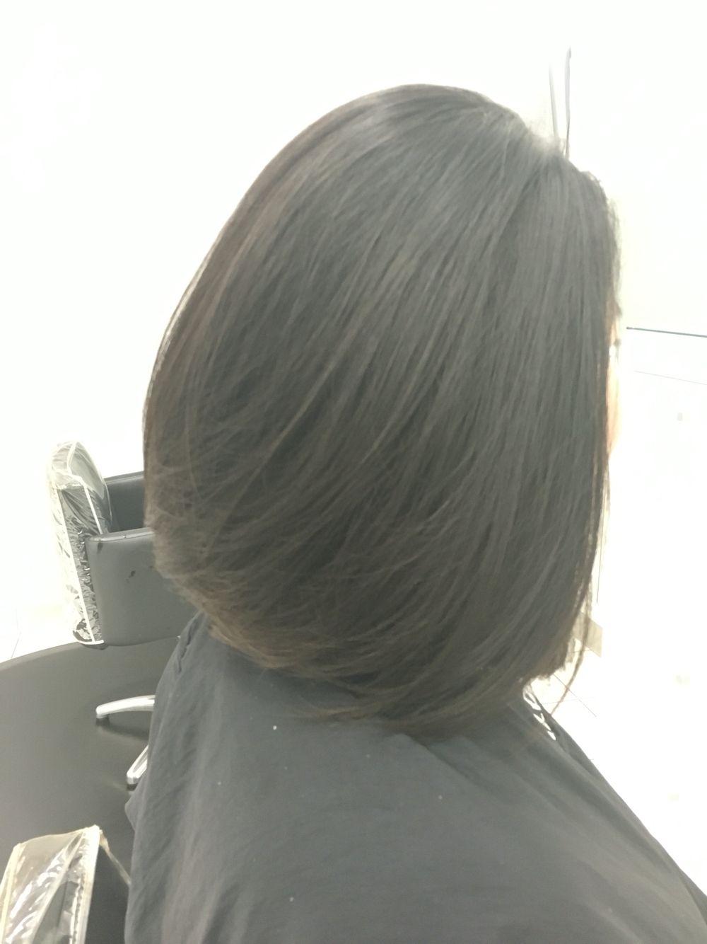 Bob Haircut Elizabeth Sanchez Ulta Beauty Southlake Tx Ulta Beauty Beauty Long Hair Styles