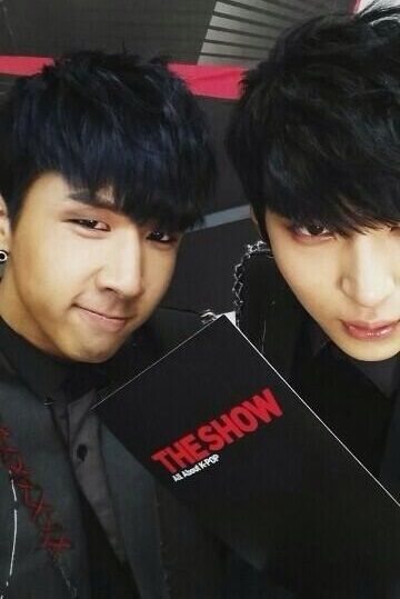 Leo and Ravi ♡ VIXX // The Show