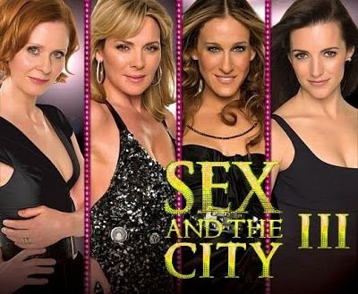 Television trailer for sex in the city