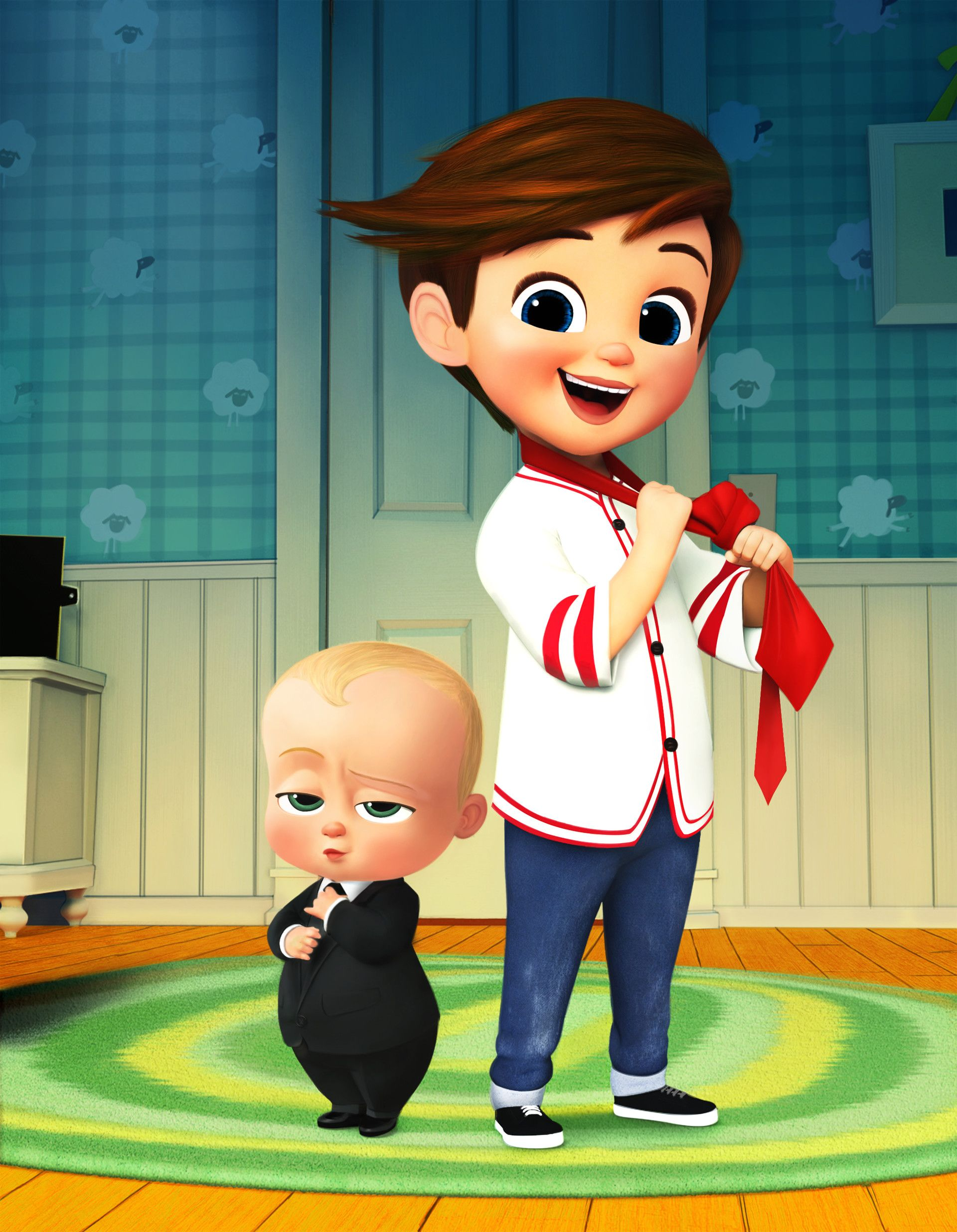 The Boss Baby by Ravleen Syal [©2018] | It's Only Make