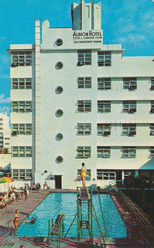 Albion Hotel Miami Beach Florida