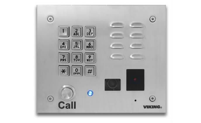 Viking Electronics Releases Voip Entry Phone And Access Control